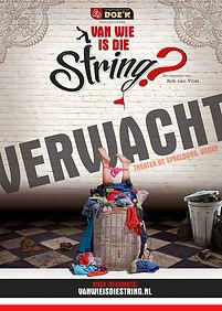 Van Wie Is Die String VERWACHT - Tijdeli