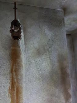 Detail Doolhof Spookhuis