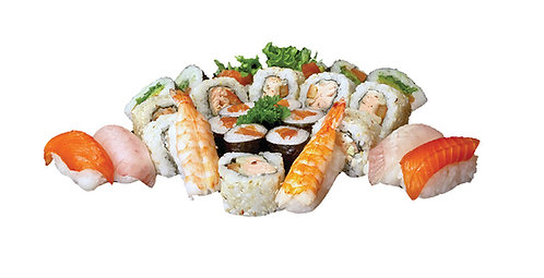 Sushi Menu A