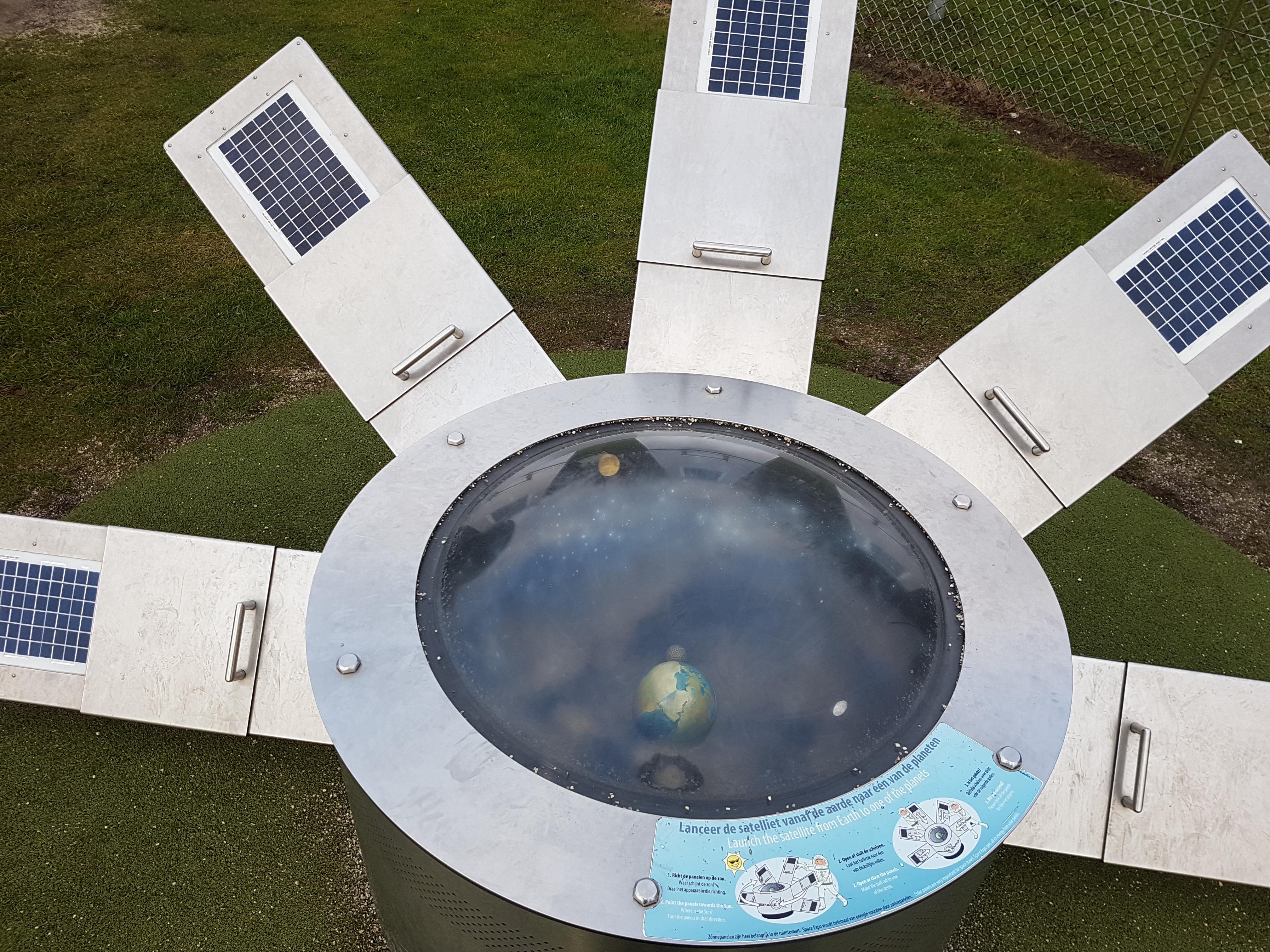 Space-Expo ESA Noordwijk