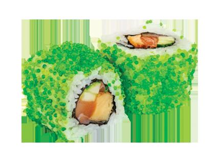 Zalm Avocado