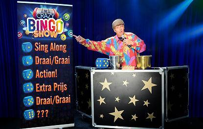 The Crazy Bingo Show   Eric Newman Entertainment