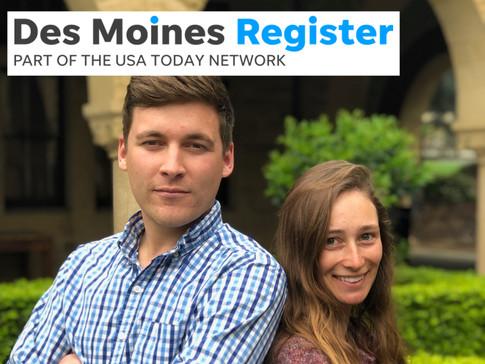 Des Moines Register