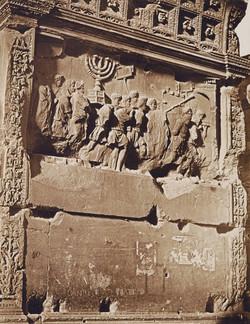 James Anderson, l'arc de Titus