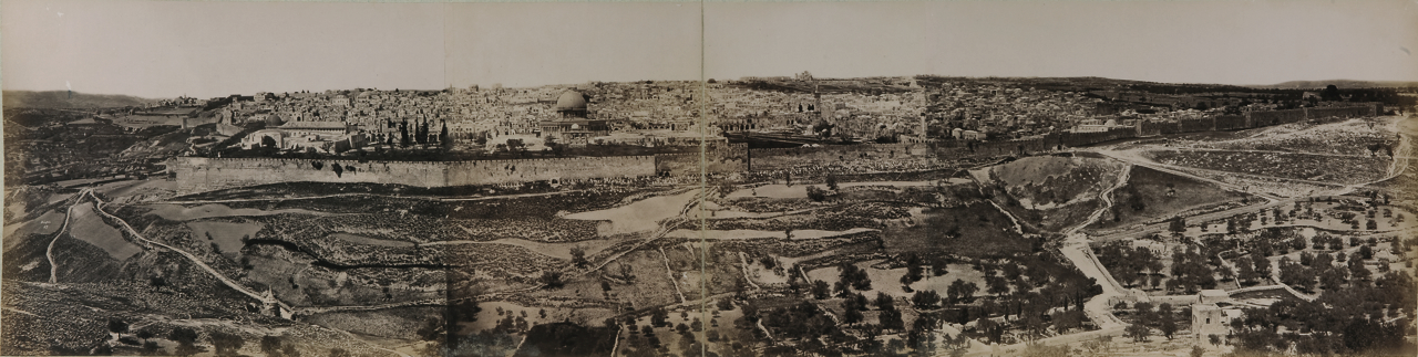 panorama_de_Jérusalem