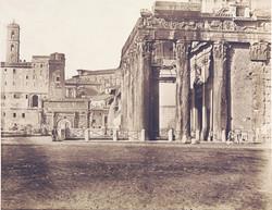 James Anderson, Temple d'Antonin et de Faustine