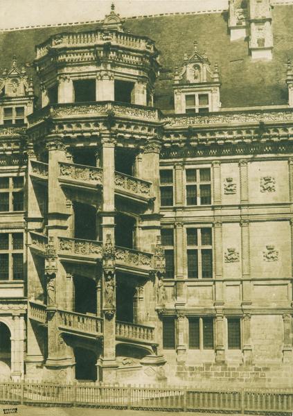 Le Gray, Blois