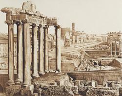 James Anderson, le temple de Saturne