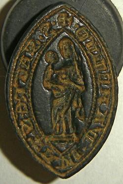 sceau Sagresta d'Ambialet-face