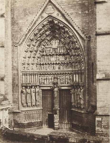 Baldus, portail Amiens