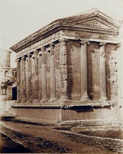 James Anderson, temple de Portunus