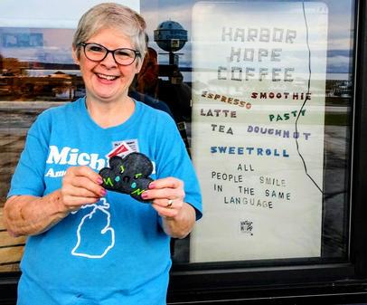 Harbor Hope Cafe, St. Ignace MI