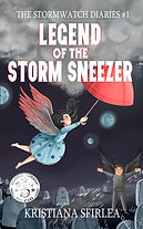 legend of the storm sneezer book cover.j