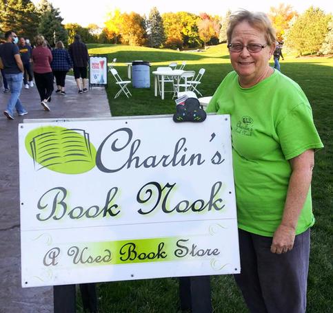 Charlin's Book Nook, Frankenmuth MI