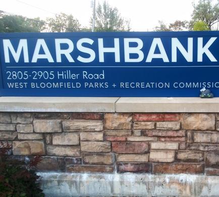 Marshbank Park, West Bloomfield MI