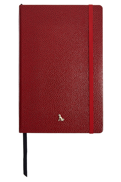 The Hardy Collection - Blake in Burgundy Red - A5
