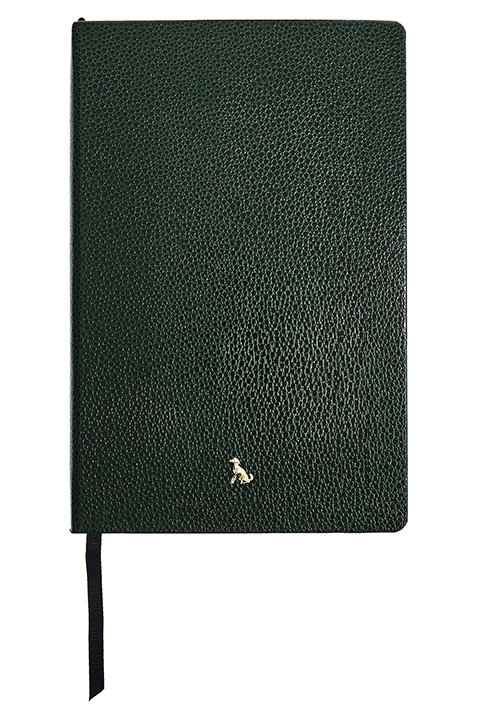 The Softie Collection - Larkin in Racing Green - A5