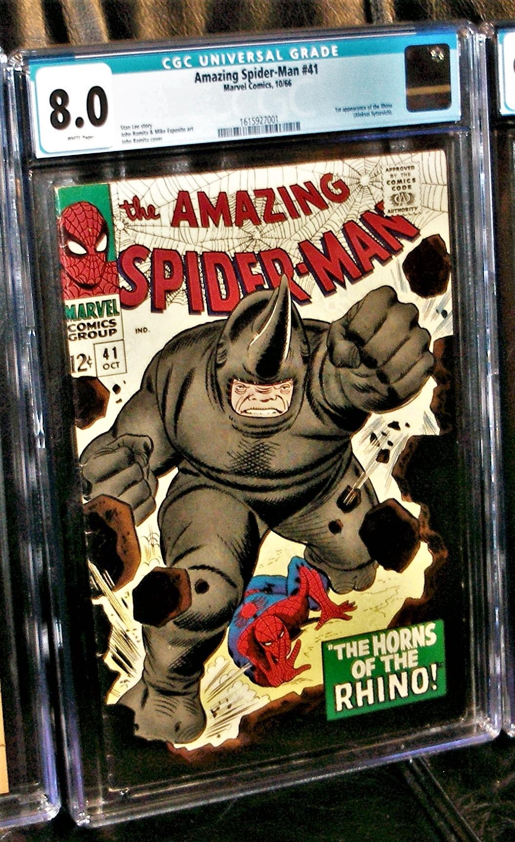 AMZING SPIDER-MAN 41