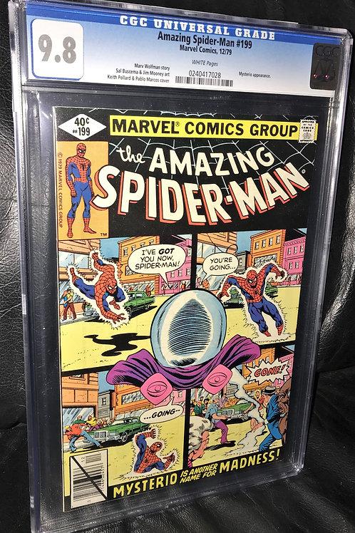 Amazing Spider-Man #199