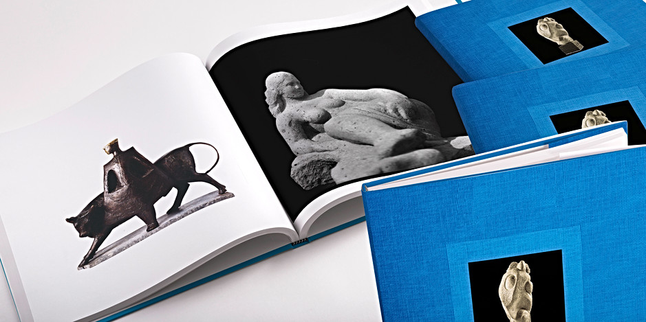 Efthimios Kalevras' art book