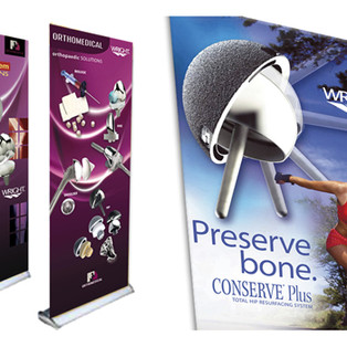 exhibition material
