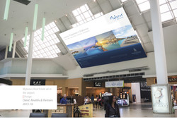 airport ad