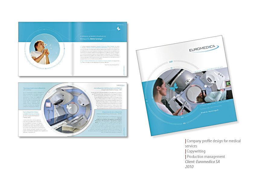 EUROMEDICA service description brochure