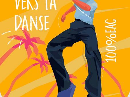 En Chemins vers la danse ! 100%EAC