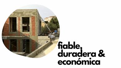 Estructura de hormigón y gero tradicional en Girona | Roses.
