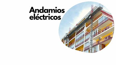 Alquiler de andamio eléctrico en Girona |Roses