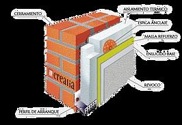 Construcción Tradicional en Girona, Roses.