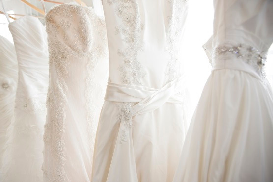 Lavar vestido de novia