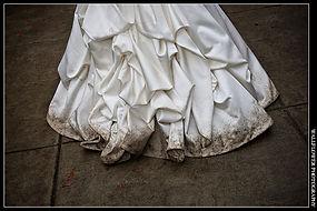 Lavar vestido de novia en Santiago