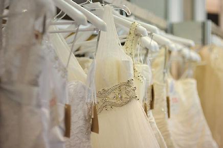 Donde lavar un vestido de novia?