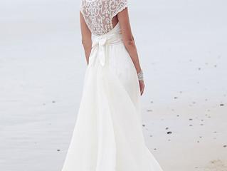 Limpia tu vestido de novia para venderlo!