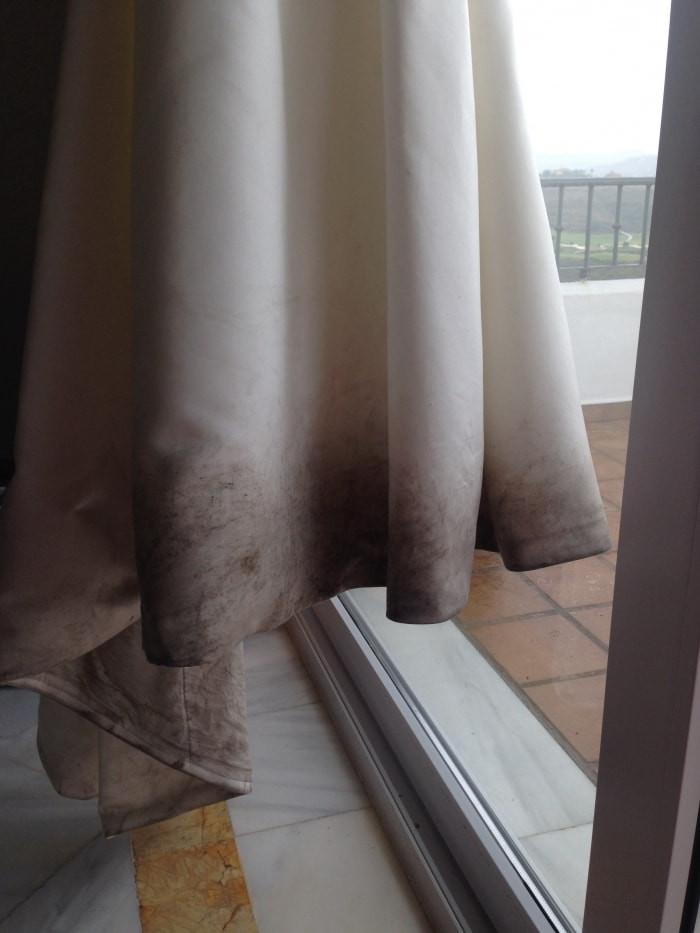 Lavado de vestidos de novia