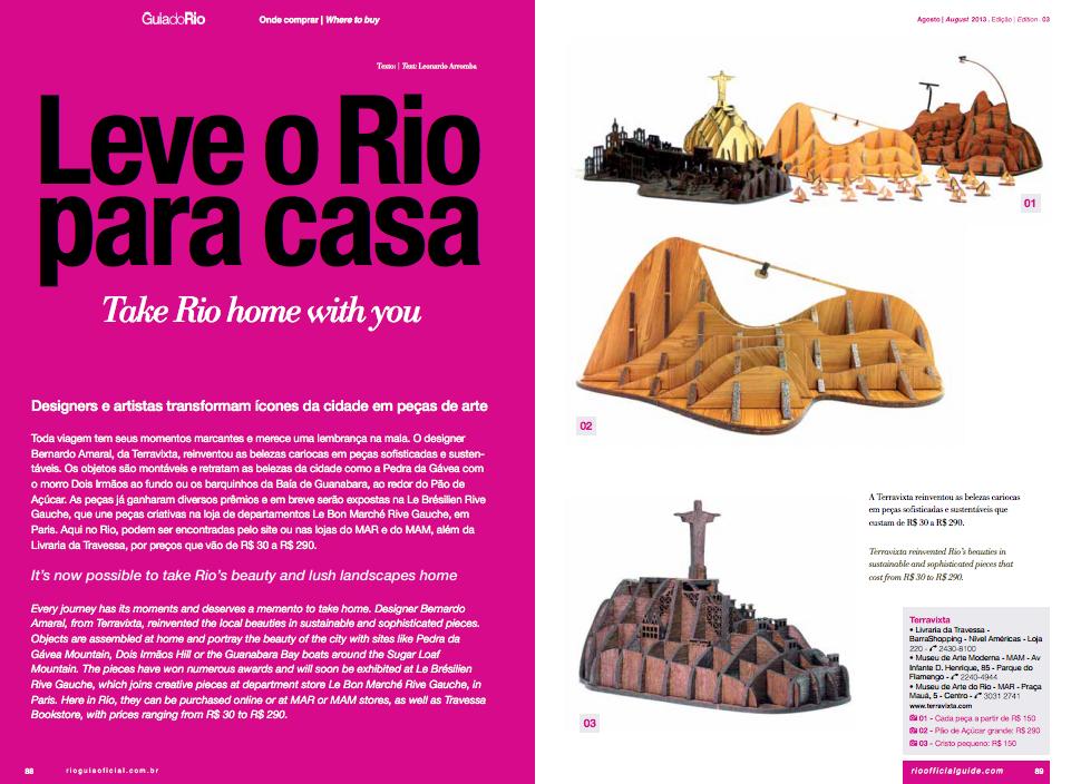 Guia do Rio - Terravixta