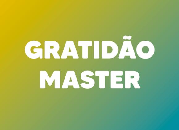 Gratidão Master