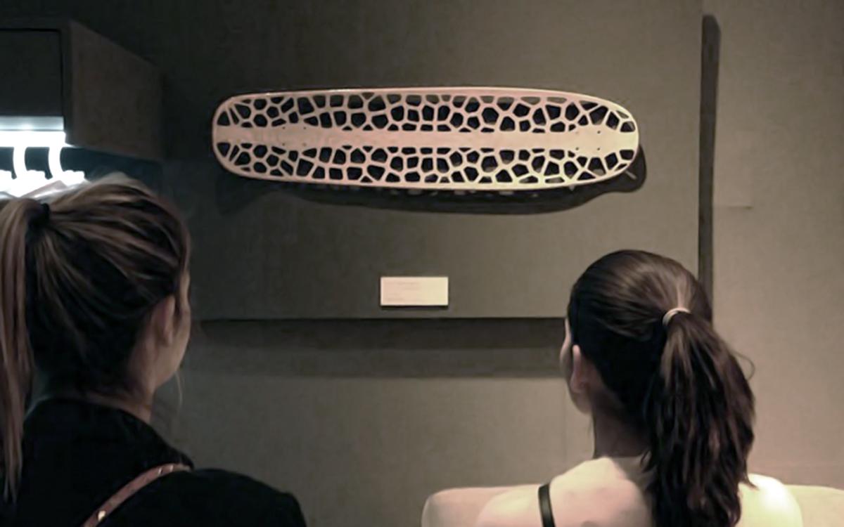 Voronoi Boards em Milão