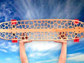Voronoi Boards   Shapes Paramétricos