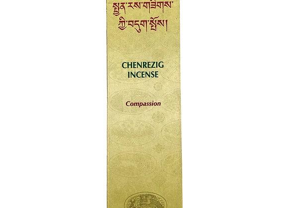 """Encens Chenrezig """"Compassion"""""""