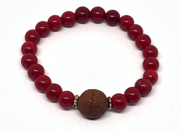 Bracelet en graine de bodhichitta