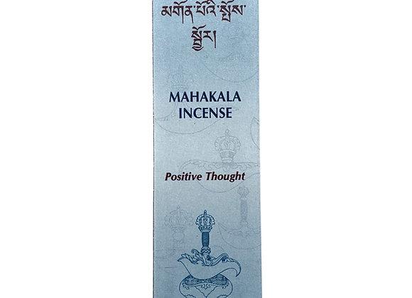 "Encens Mahakala""Pensée positives"""