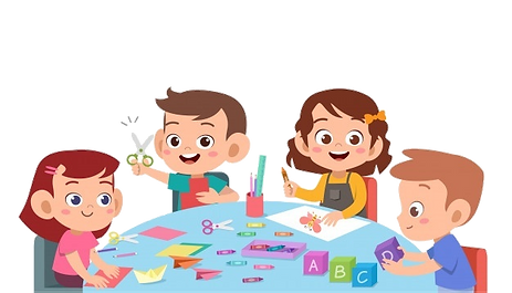 kids-cutting-color-paper-with-scissors_9