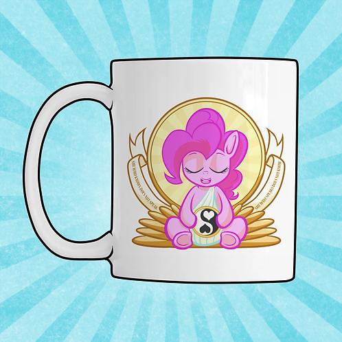 Tao of Pinkie Pie Mug
