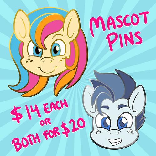 BABSCon Mascot Pins