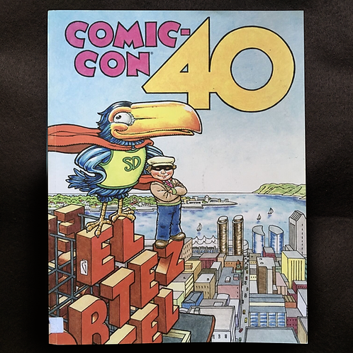 SDCC 2009 Con Book