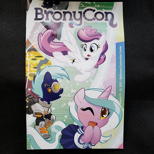 BronyCon 2017 Con Book