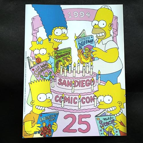 SDCC 1994 Con Book