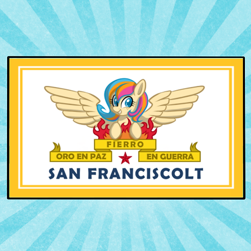 BABSCon Flag (San Fanciscolt)